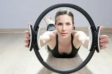 Pilates sur son 31 : Cercle Pilates
